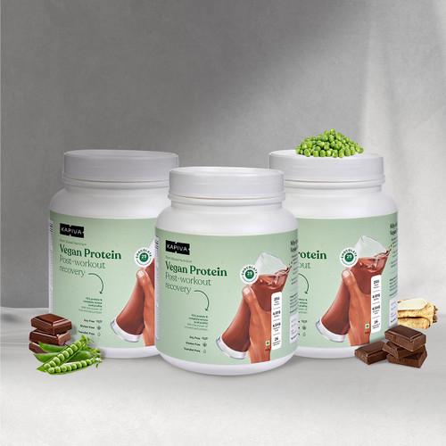 Vegan Protein Chocolate - (Pack of 3)