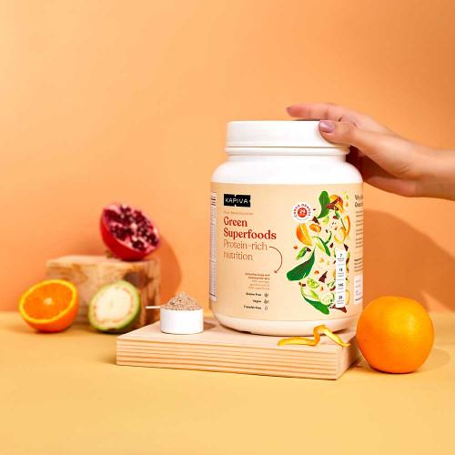 Green Superfoods- Choco Orange 1 kg