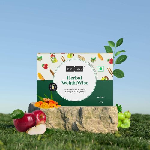 Herbal WeightWise, 150g - Weight Management, Jaljeera Flavour