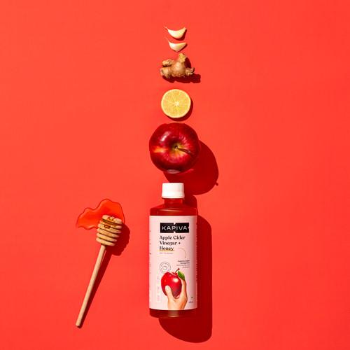 Apple Cider Vinegar + Honey 500ml