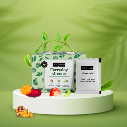 Everyday Greens | 25 Greens in One Go | 30 Sachets