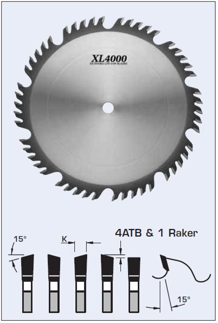 "S55300 12"" Combination/Planer Blade"