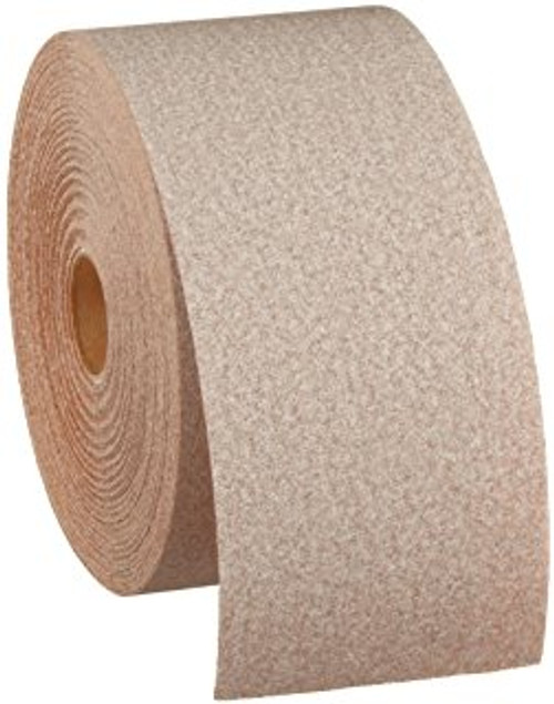 "Norton A275 2-3/4"" x 45 yd PSA Shop Roll (100 grit & finer"