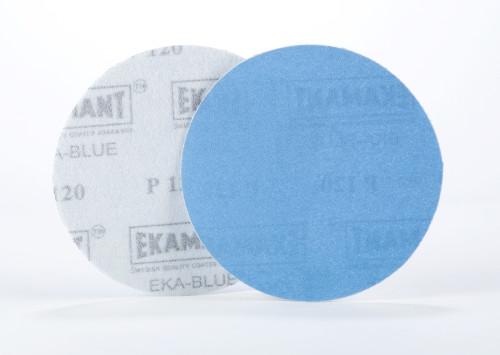 "Uneeda EKABLUE 5"" 80 grit PSA Sanding Disc (100 ct carton)"