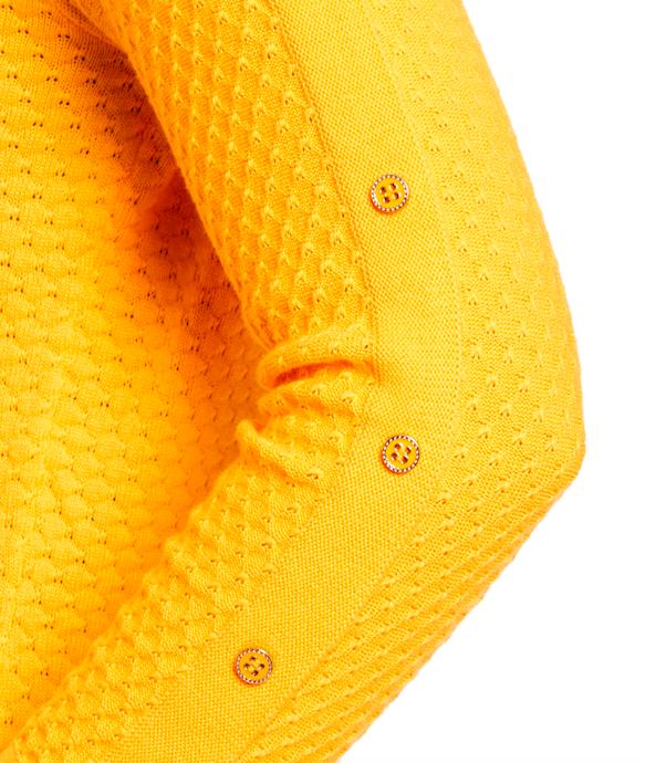 3/4 Sleeve Sweater in Daffodil