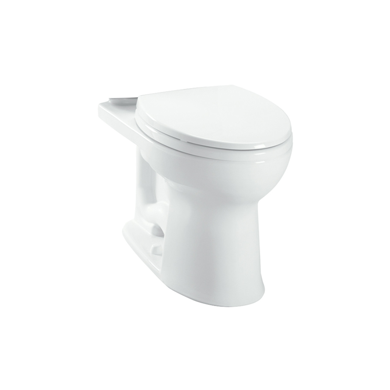 Sensational Toto C454Cufg01 Drake Ii Elongated Toilet Bowl Ocoug Best Dining Table And Chair Ideas Images Ocougorg