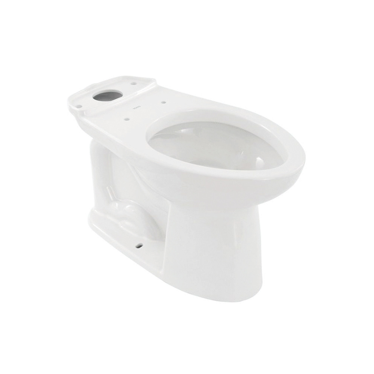 Fine Toto C744El01 Eco Drake Elongated Toilet Bowl Ocoug Best Dining Table And Chair Ideas Images Ocougorg