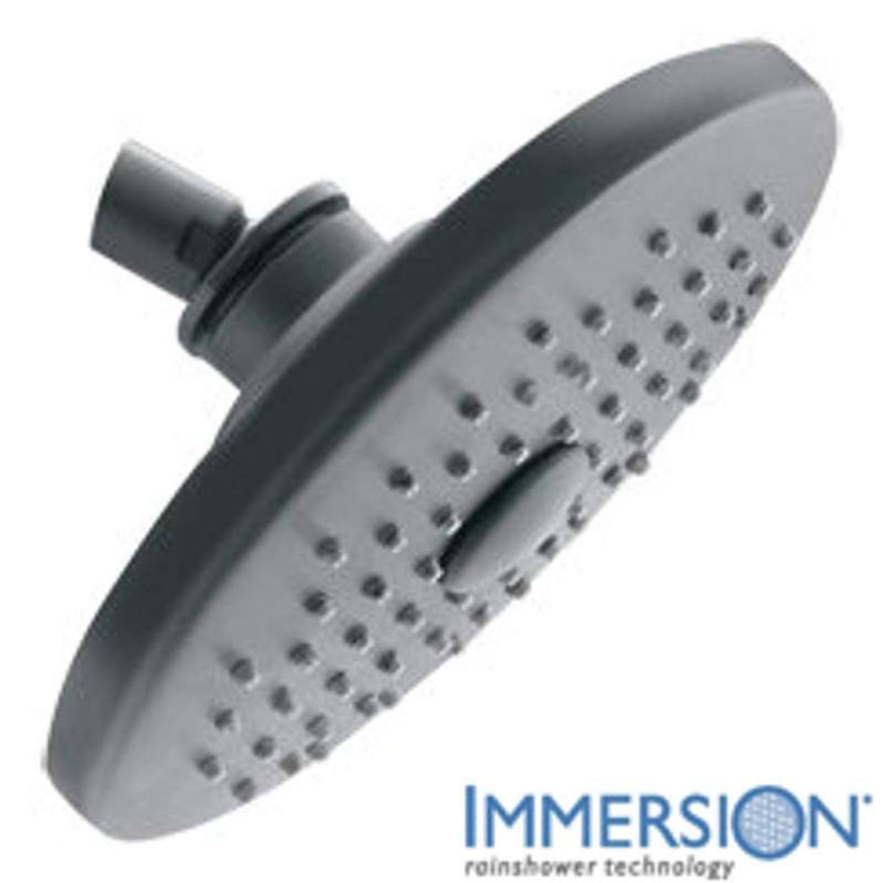 Moen S112wr Waterhill Rainshower Shower Head With 1 2 In Connection