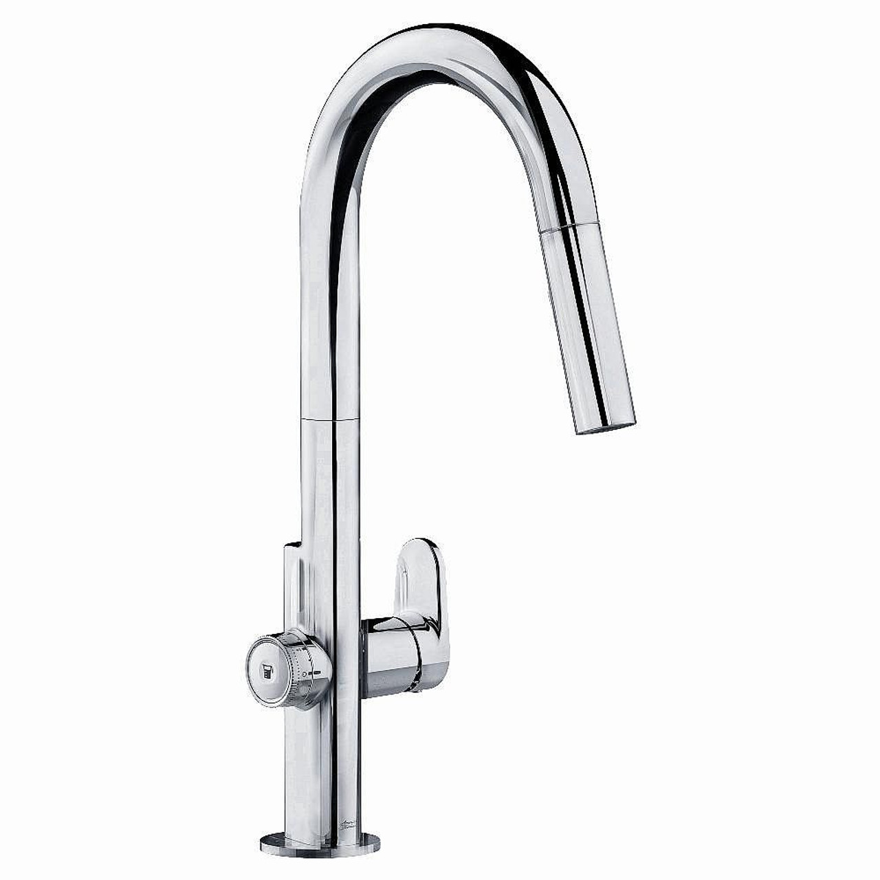 American Standard 4931.360.002 Beale Single-Handle Kitchen Faucet With  Pull-Down Sprayer