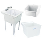 Utility Sinks and Accessories