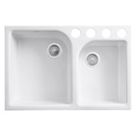 Tile-in Kitchen Sinks