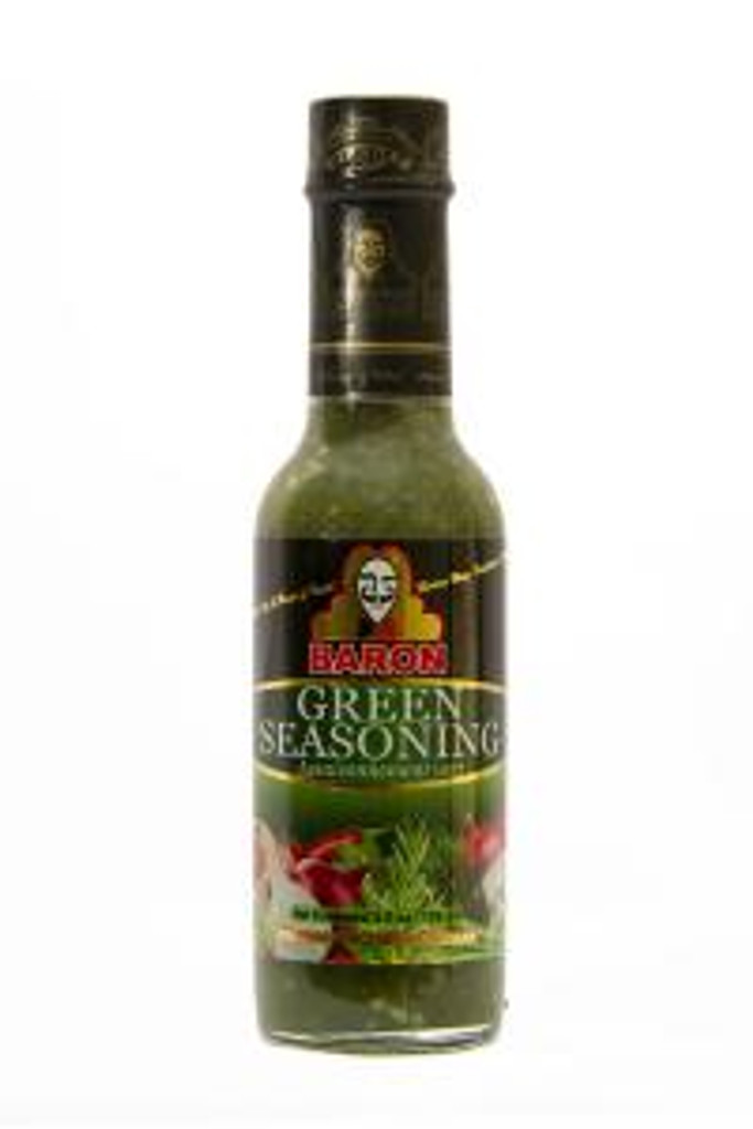 Baron Green Seasoning