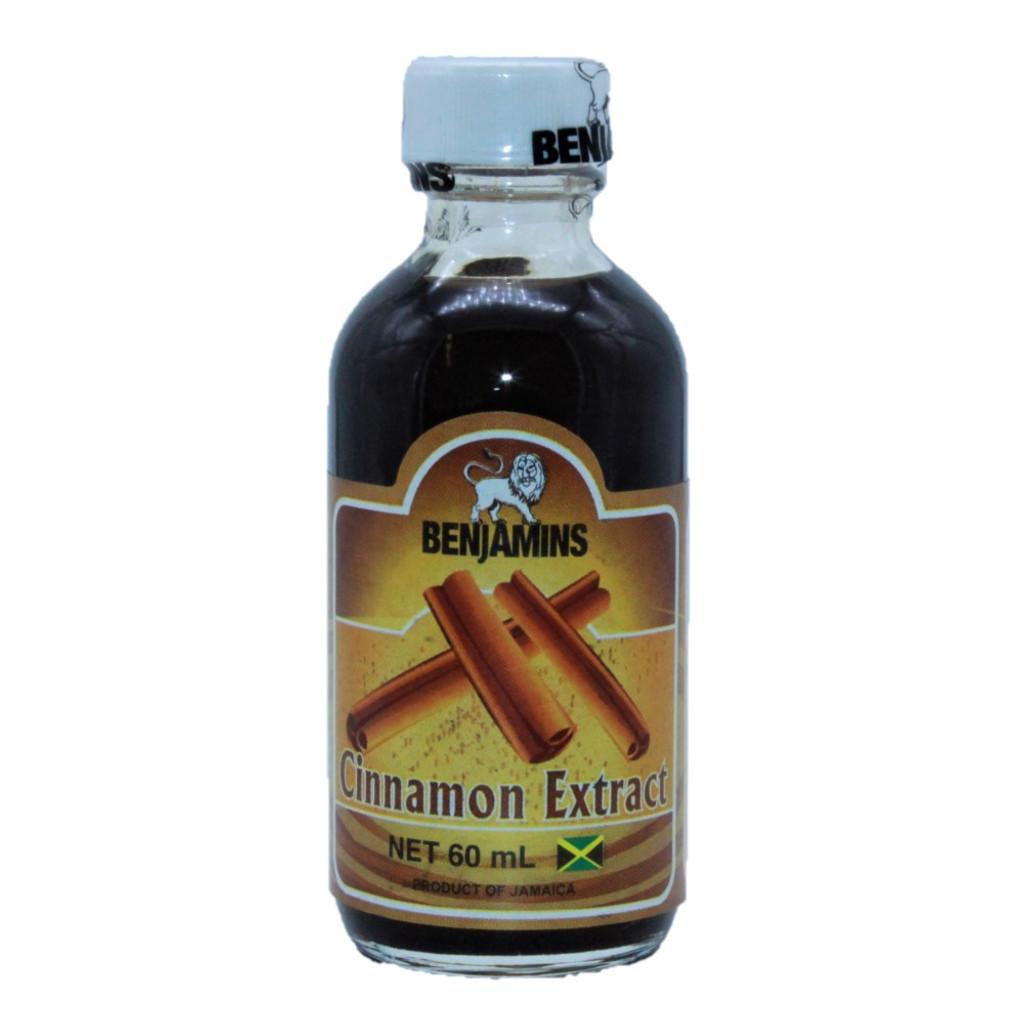 Benjamins Cinnamon Extract 2oz