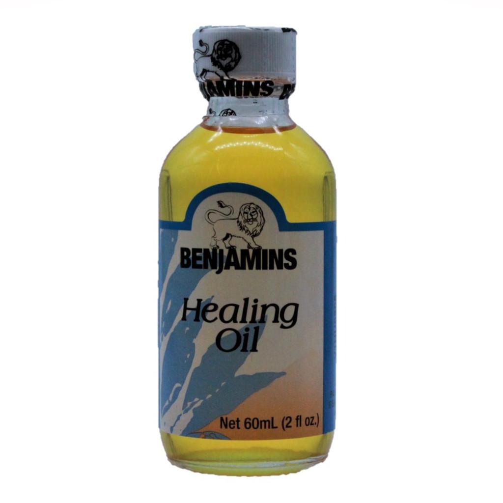 Benjamins Healing Oil 2oz
