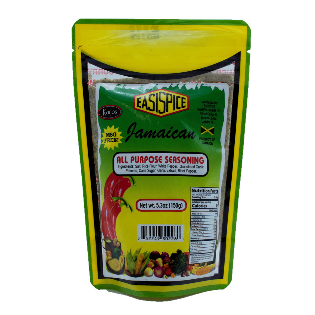 Easi Spice All Purpose Seasoning 5.3oz (150g) bag