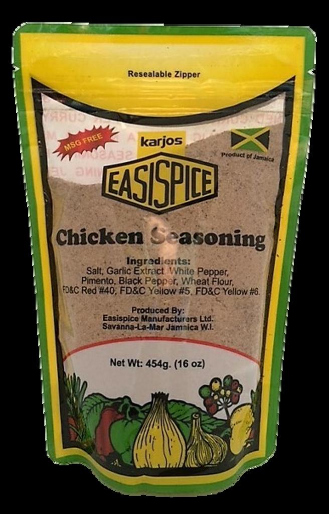 Easi Spice Chicken Seasoning 16oz (454g) bag