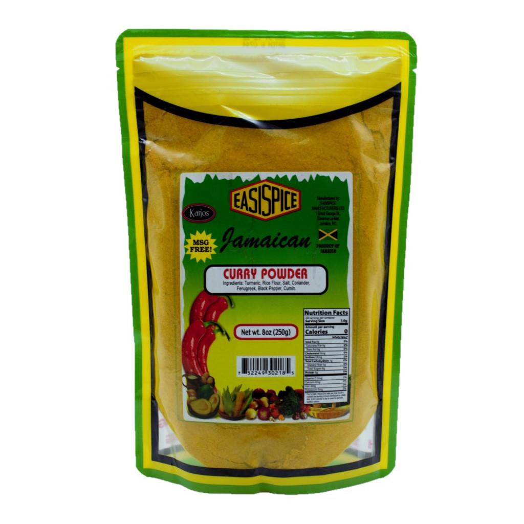 Easi Spice Curry Seasoning 8.5oz (250g) Bag