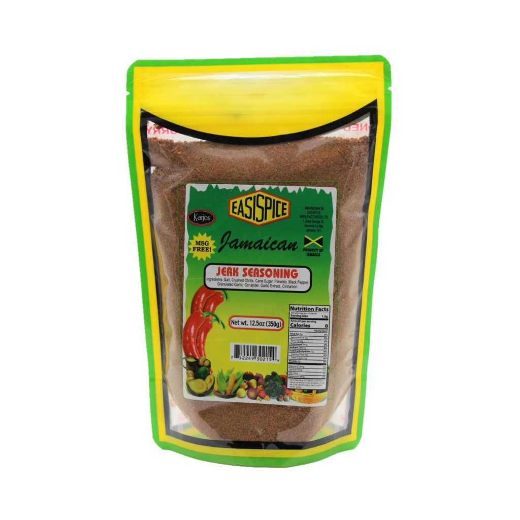 Easi Spice Jerk Seasoning 12.3oz (350g) Bag