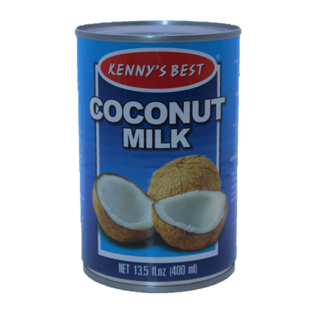 Kenny's Best Coconut Milk 13.5oz can