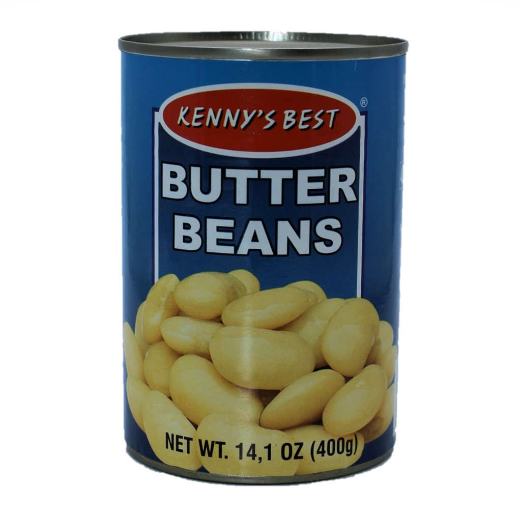 Kenny's Best Butter Beans  14oz can