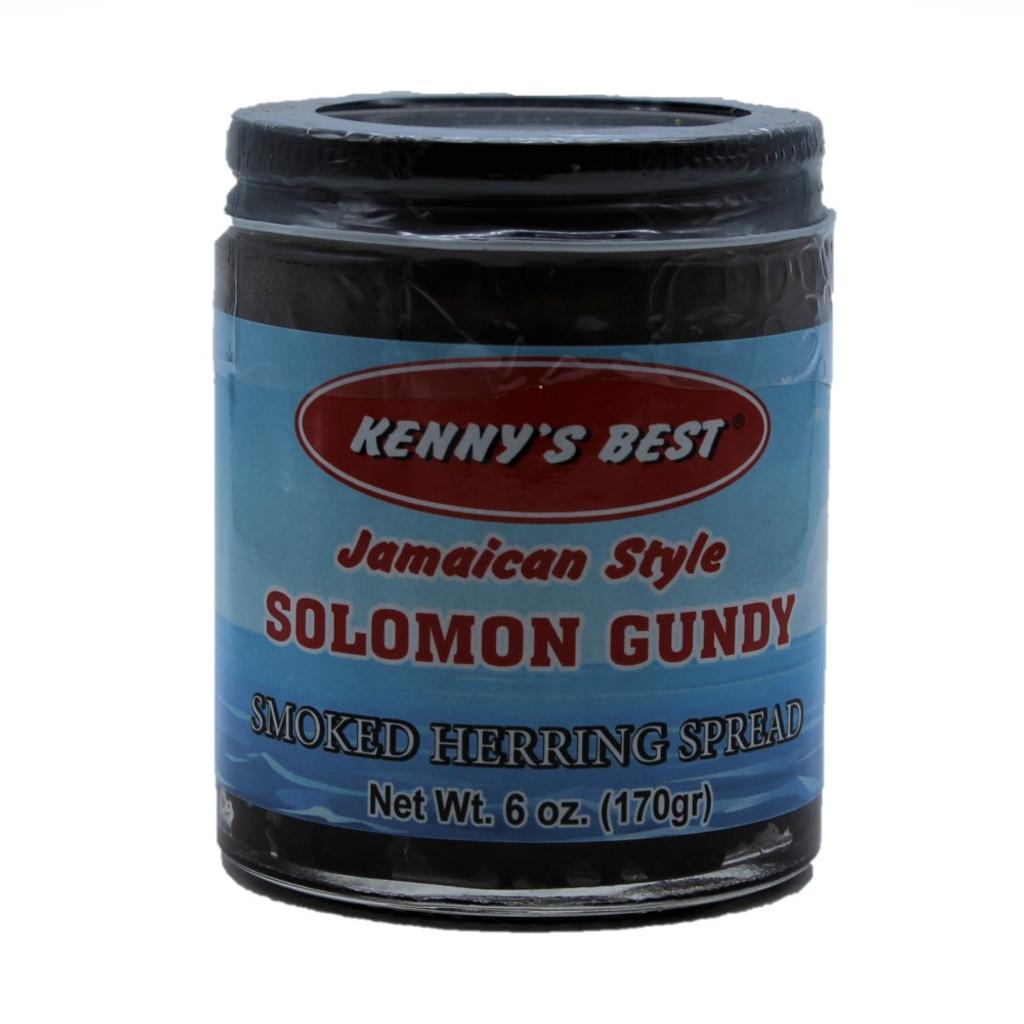 Kenny's Best Solomon Gundy 6oz Jar