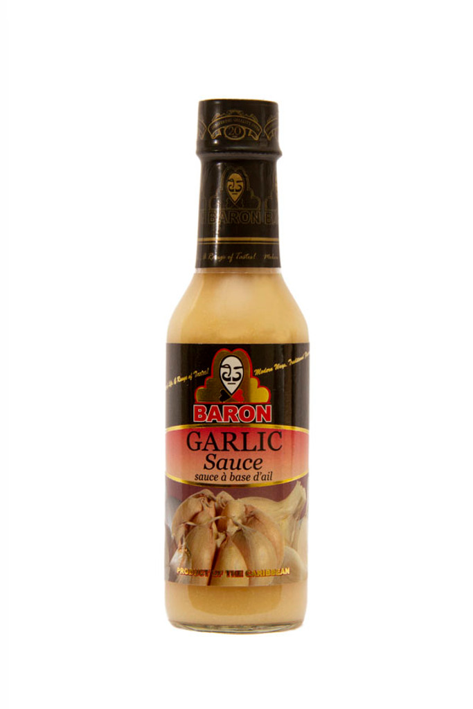Baron Garlic Sauce - 5.5oz