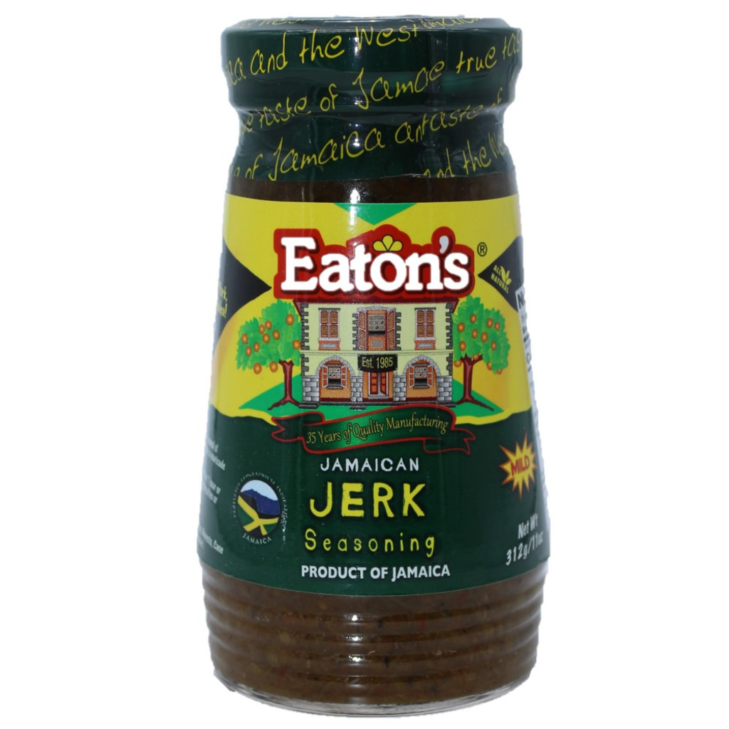 Eaton's Mild Jerk Seasoning