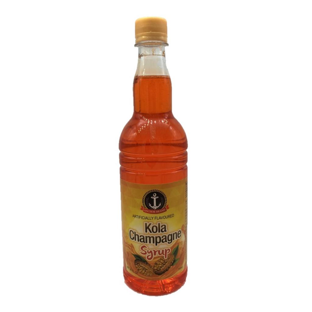 Anchor Kola Champagne Syrup