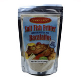 Kenny's Best Saltfish Fritter Mix 9.5oz pouch