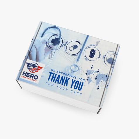HealthCare Care Package Box