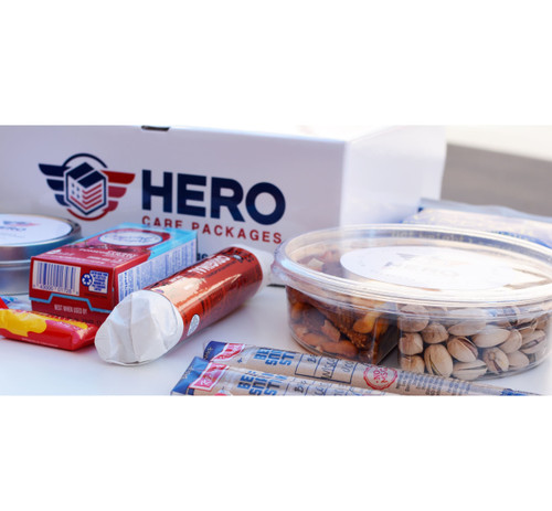 The Curated Hero Care Package