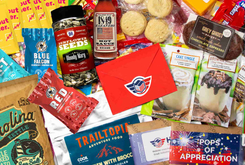 The Troop: A Group Care Package
