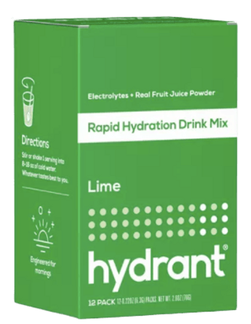 Hydrant Lime (5 Packets)