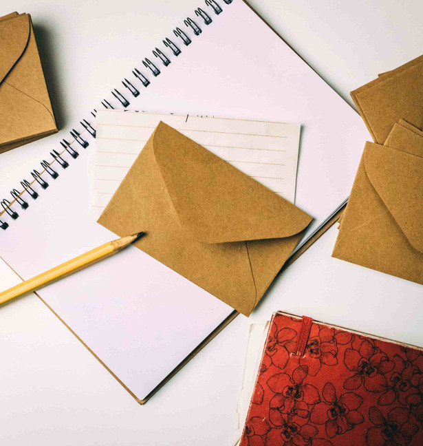 Five Ways to Revitalize Your Long-Distance Letters