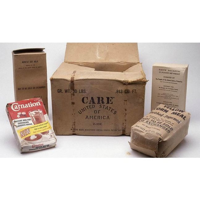 The Origin of Care Packages: From 1946 to Now
