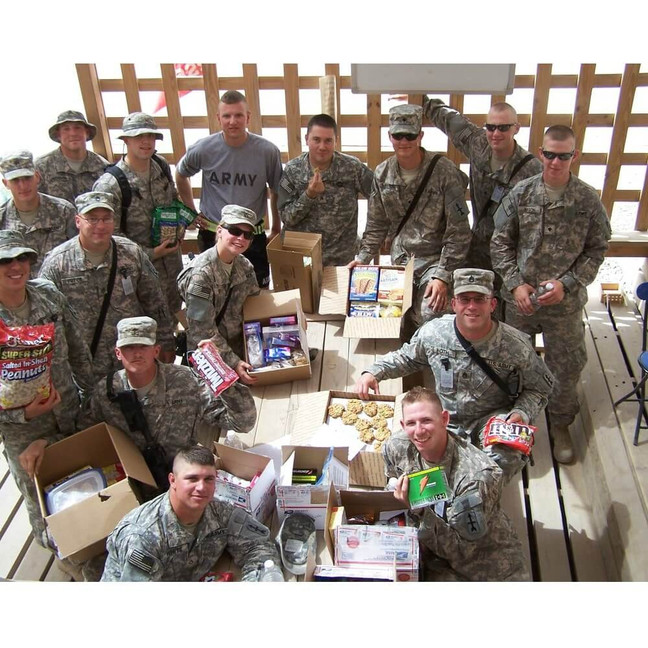 How to Send a Care Package Even if You Don't Have Family in the Service