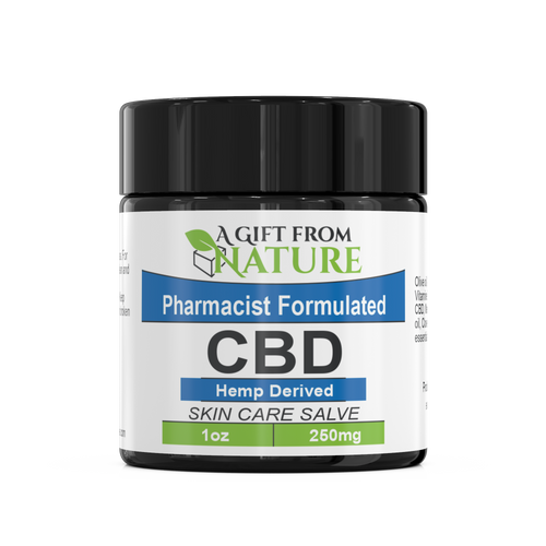 CBD Skin Care 1oz - 250MG