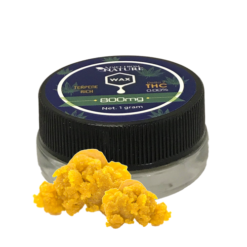 A Gift From Nature CBG Wax