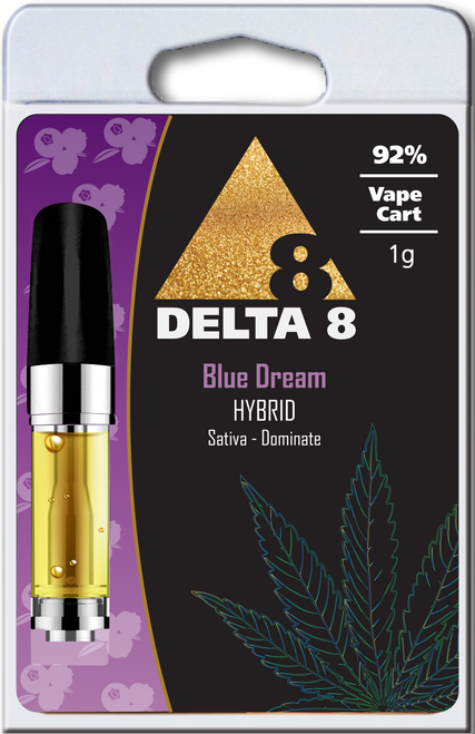 Delta-8 Hybrid Blue Dream 1ML - 92%