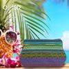 Tapestry Zipper Bags