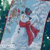 Happy Snowman by Dona Gelsinger