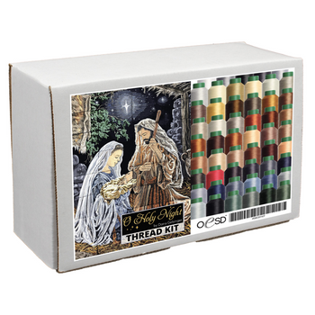 O Holy Night Thread Kit