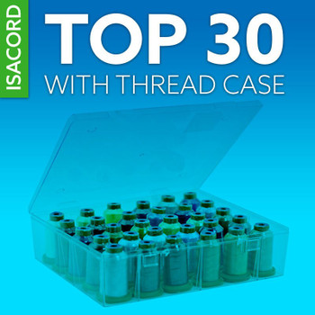 Isacord Top 30 with Storage Case