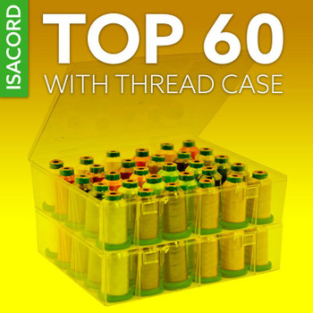 Isacord Top 60 with Storage Case