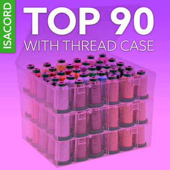 Isacord Top 90 with Storage Case