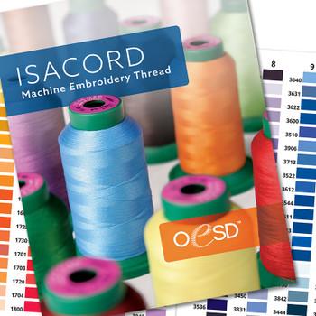 Isacord Printed Chart 25/pk