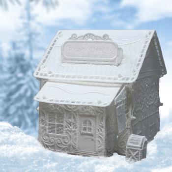 Winter Village Freestanding Post Office