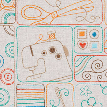 Sew Charming Shapes