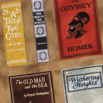 Classic Reads Quilt