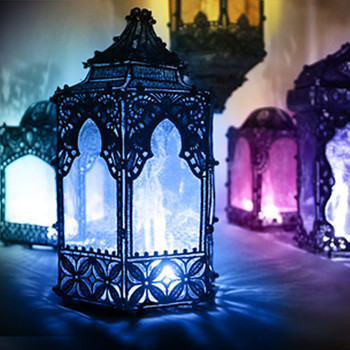 Freestanding Lanterns